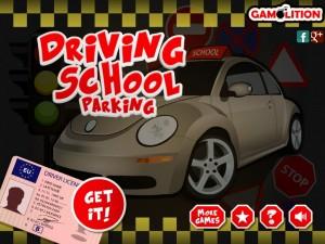 jeu auto école simulation